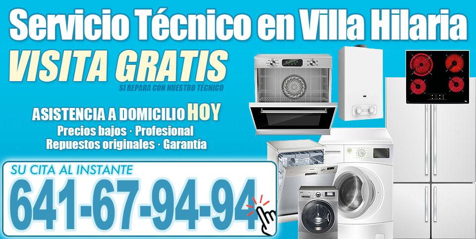 Técnico de Lavadoras en Villa Hilaria + Profesional con asistencia HOY + Garantía + Precios bajos. llame 922522122