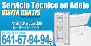 tecnico de congelador en Santiago del Teide