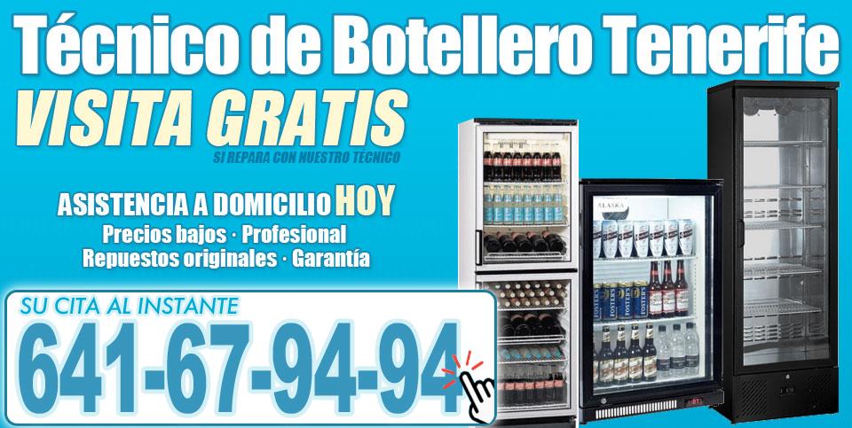 Servicio Técnico de Botellero en Tenerife