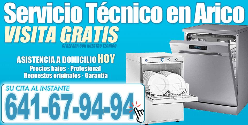 Técnico de Lavavajillas en Arico