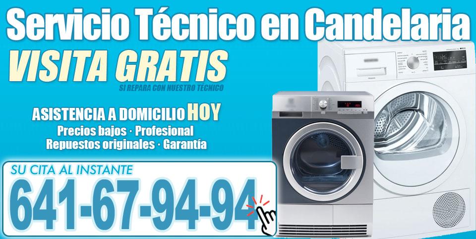Servicio Técnico de Secadora en Candelaria