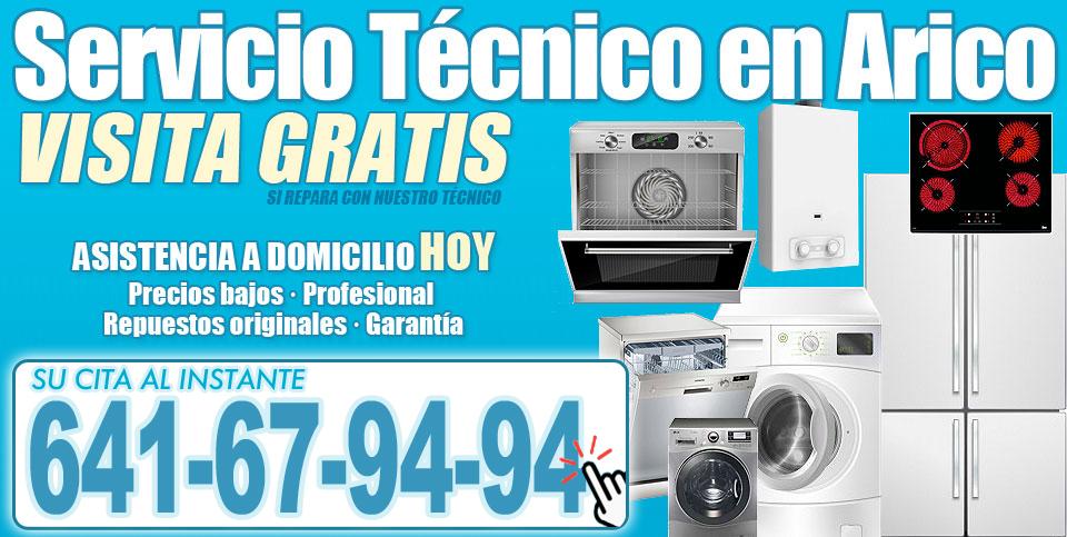 Servicio Técnico en Arico